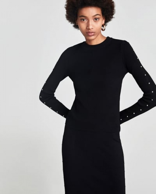 Zara - Pull à clous