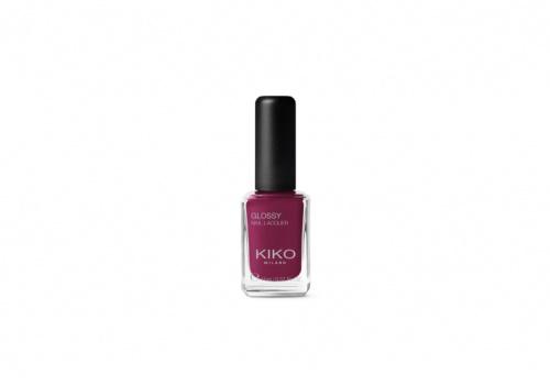 Glossy nail lacquer