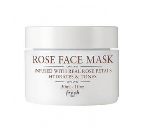 Fresh - Masque visage à la rose