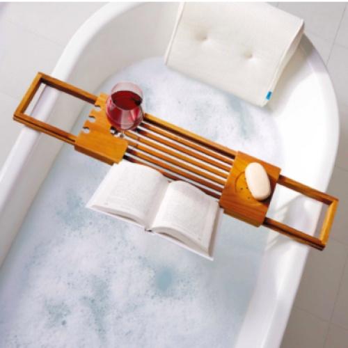 Table de baignoire - Teak