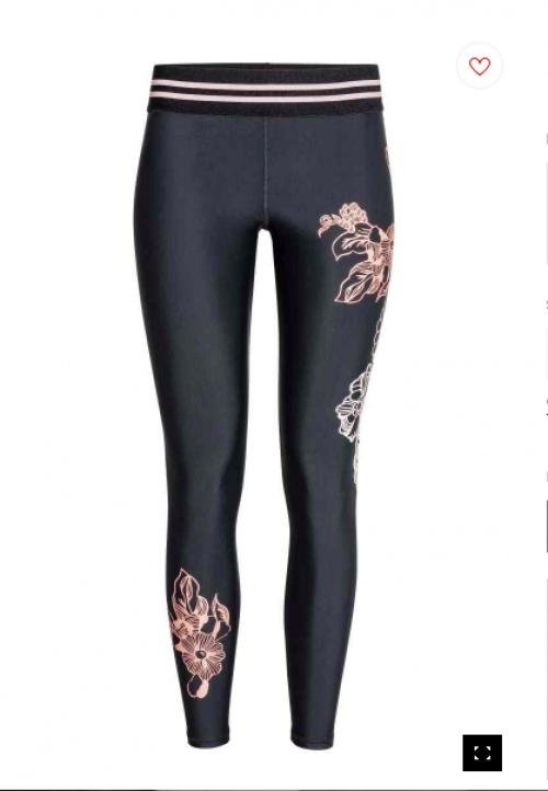 Legging imprimé kimono - H&M