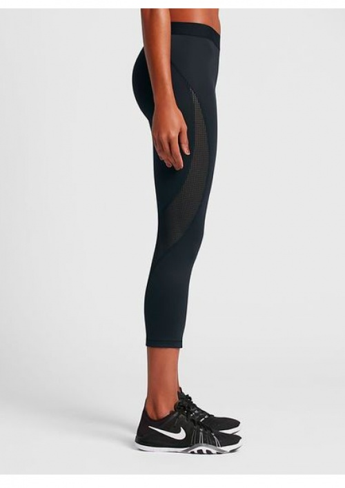Legging noir transparent - Nike