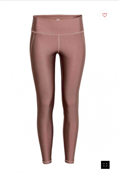 Legging rose gold - H&M