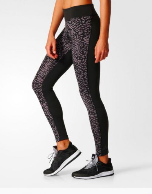 Legging piton taupe - Adidas