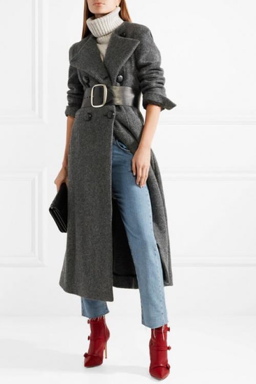 Isabel Marant - Manteau en laine