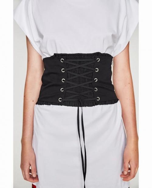 Zara - Ceinture corset