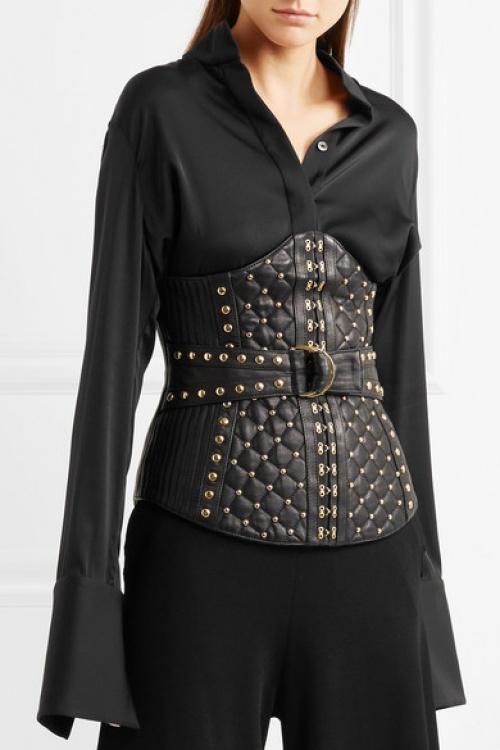 Balmain - Ceinture corset