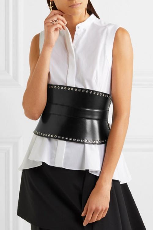 Alexander McQueen - Ceinture corset