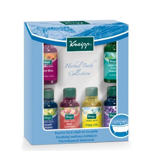 Kneipp - Collection d'huiles de bain