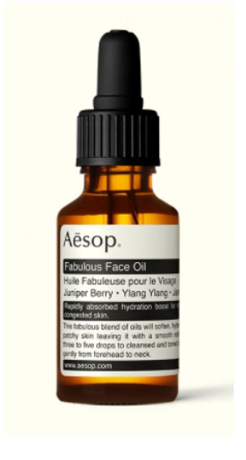 Aésop - Huile fabuleuse pour le visage
