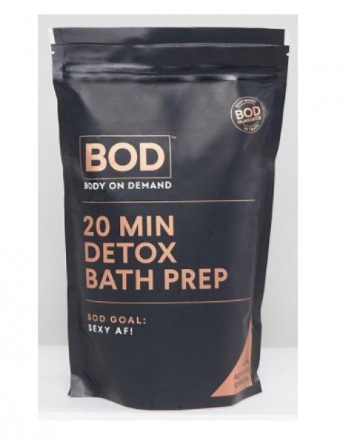 BOD - Sels de bain au charbon