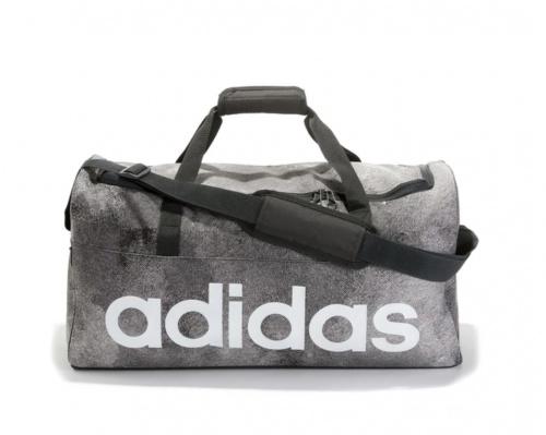 Sac de sport gris - Adidas Performance