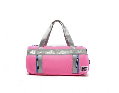 Sac de sport pink - Superdry