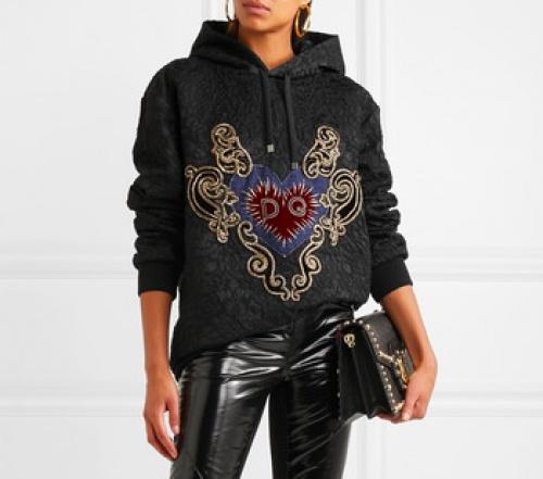 Dolce & Gabbana - Sweatshirt à capuche