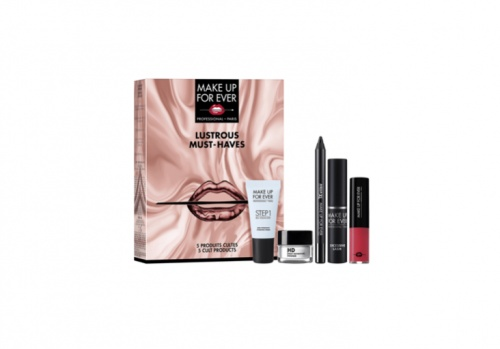 Make up for ever - Lustrous must have