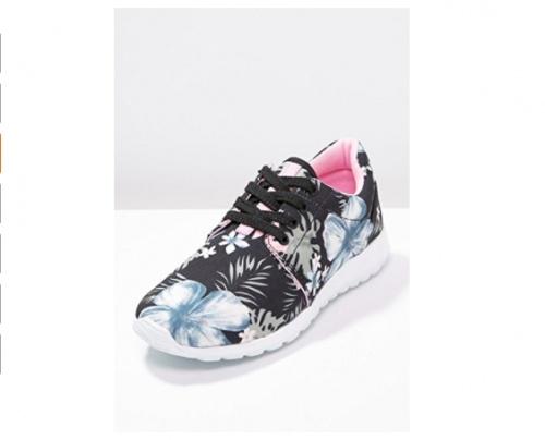 Sneakers fleurs - Anna Field