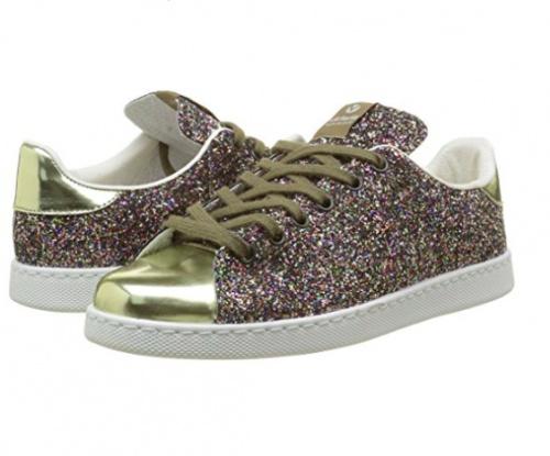 Sneakers Glitter multicolore - Victoria