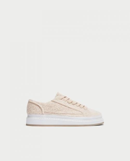 Zara - Baskets compensées