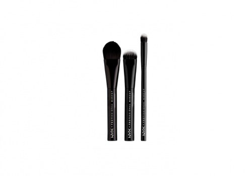 NYX -  In your element water face brush set