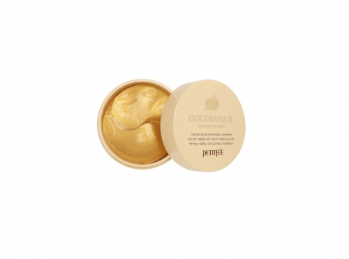 Petitfee - Gold & Snail Hydrogel Eye Patch