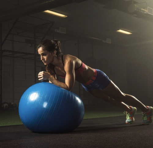 Swiss Ball Gym 65 cm - Queta