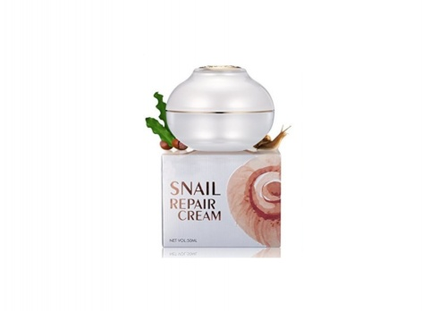Snail repair cream - Gel régénérant à la bave d'escargot