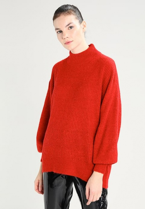 New Look - Pull rouge