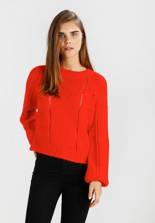 Only - Pull rouge