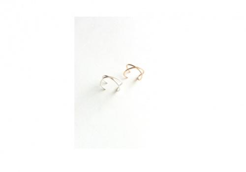 DiandDe - Helix piercing