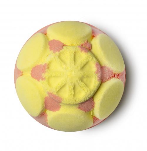 Lush - Bombe de bain marmalade