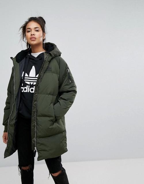 Adidas Originlas - Bomber long