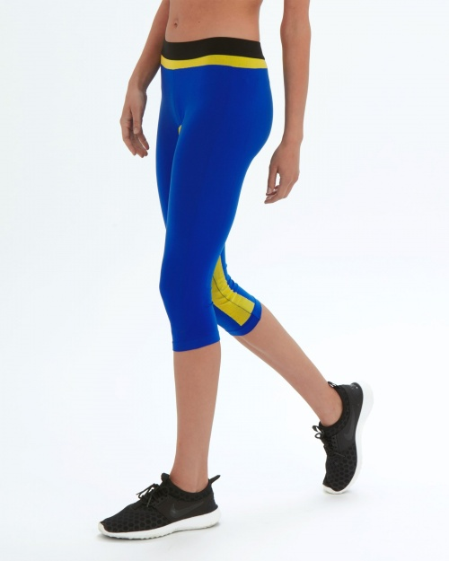 Vaara - Legging Blue