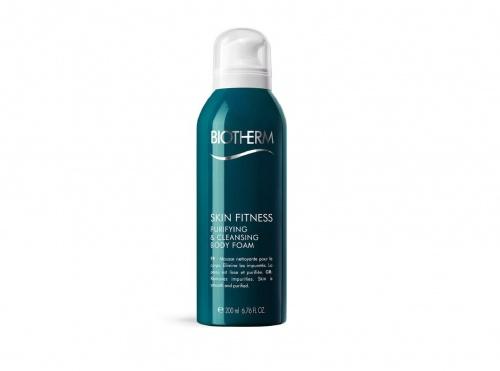 Biotherm – Skin Fitness Mousse de douche nettoyante