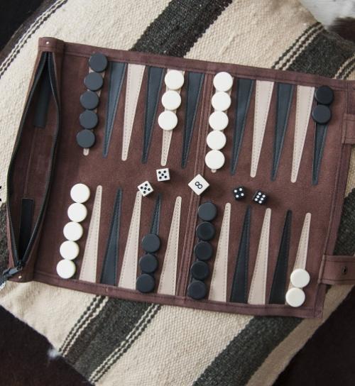 Les Raffineurs - Backgammon