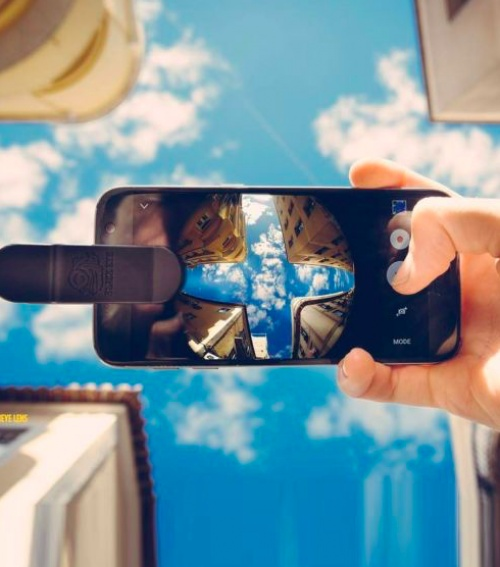 L'Avant-Gardiste - Objectif Smartphone