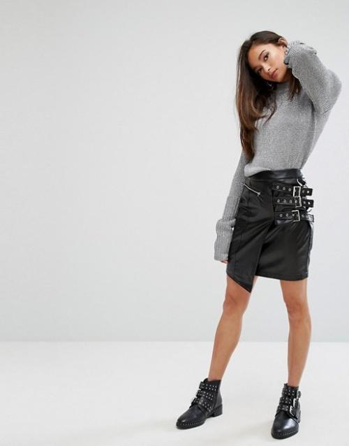 PrettyLittleThing - Mini-jupe