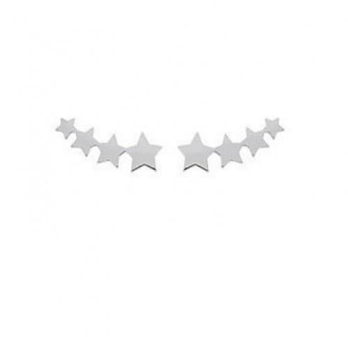 MyFashionLab - Barrette d'oreille étoiles