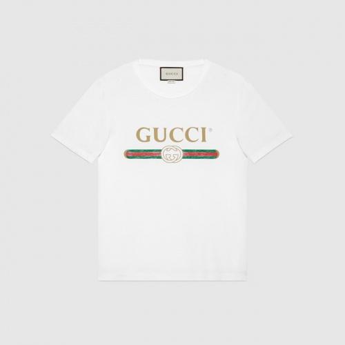 tshirt gucci logo