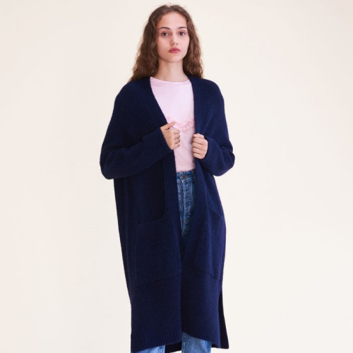 Maje - Cardigan long oversize