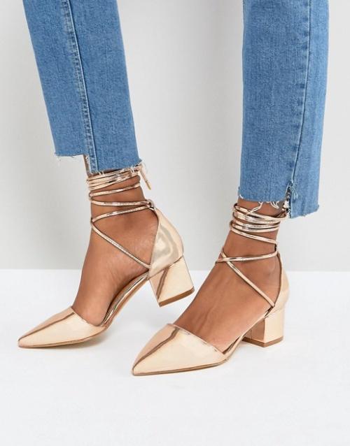 RAID - Chaussures à talons carrés