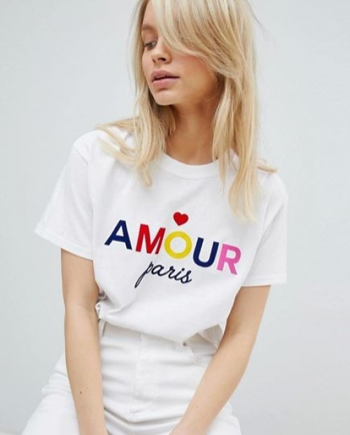 Miss Selfridge - T-shirt