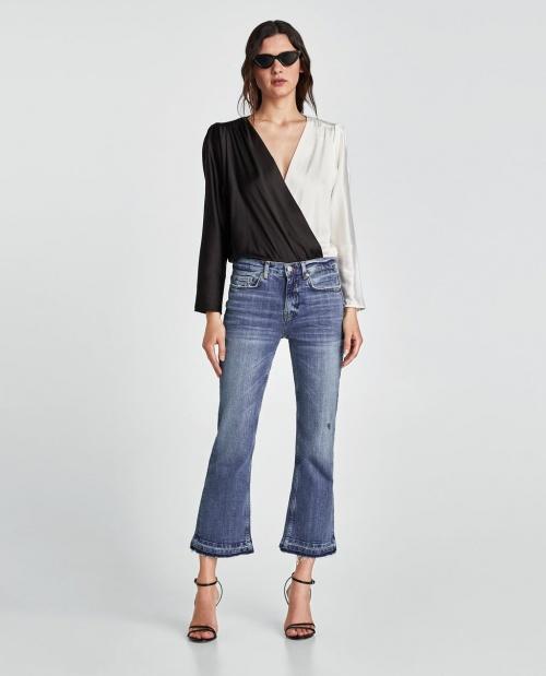 Zara - Jean bootcut