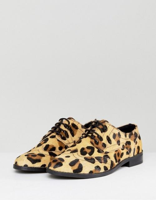 Asos - Chaussures richelieu en cuir