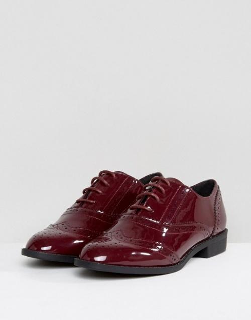 Asos - Chaussures richelieu plates