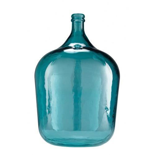Maison du Monde - Vase Dame-Jeanne en verre teinté