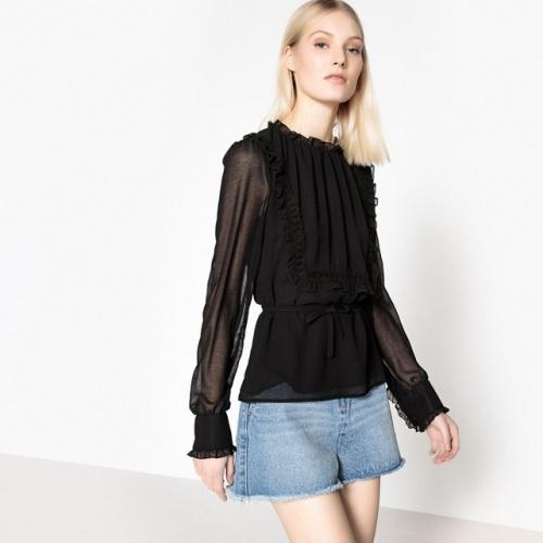 Mademoiselle R - Blouse manches 3/4
