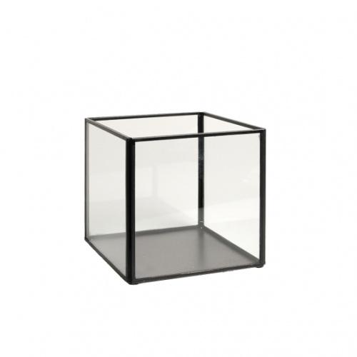 Dille & Kamille - Boîte de rangement en verre