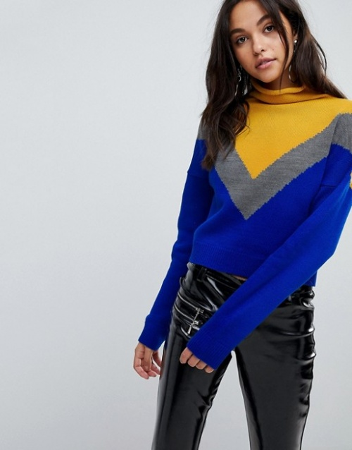 PrettyLittleThing - Pull color block