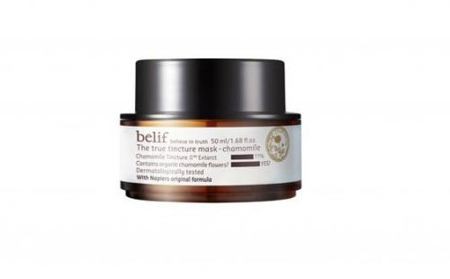 Belif - The True Tincture Mask Chamomile