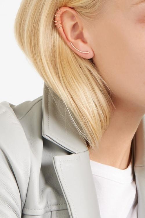 Beaufille - Boucle d'oreille en or